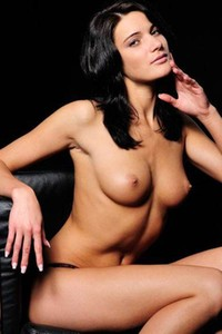 Model Yanika A in Perfect Breasts