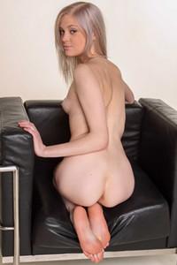 Model Alesya A in Naked Girl