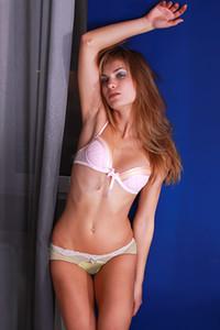Model Martina A in Martina Lingerie